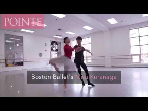 Boston Ballet's Misa Kuranaga Motivates Herself with Daily Goals