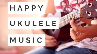 positive ukulele music for corporate promo video pick up and play