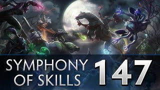 Dota 2 Symphony of Skills 147