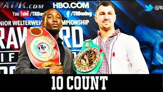 Terence Crawford vs Viktor Postol - 10 Count