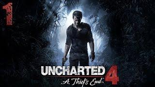 Uncharted 4: Путь вора. Прохождение. Часть 1 (Зов приключений)