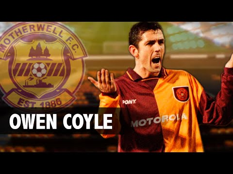 Scottish Football Legends - Owen Coyle