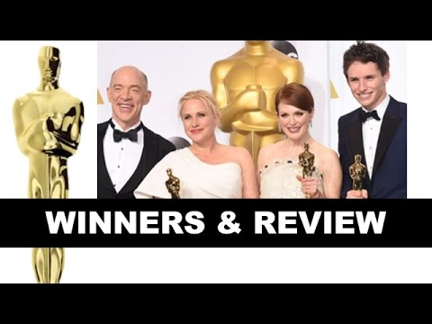 Oscars 2015 Winners, Reaction & Review of the Full Show! - Beyond The Trailer