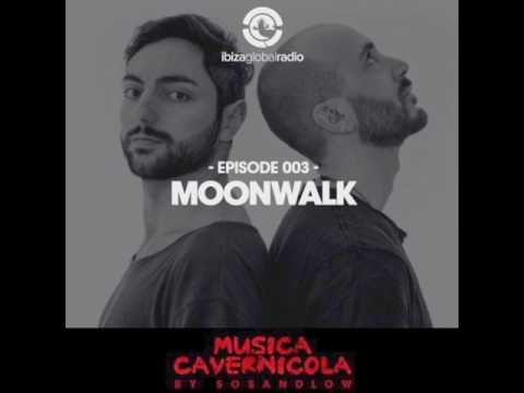 """Moonwalk """"Musica Cavernicola"""" Radio Show"""