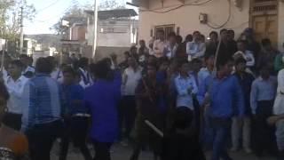 holi 2014 at punali dist dungarpur rajasthan