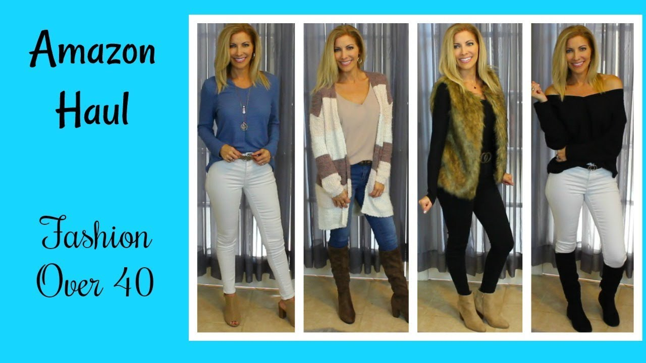 [VIDEO] - Amazon Haul Part 1 - Affordable Fall/Winter Fashion - Casual Outfit Ideas for Women Over 40 8