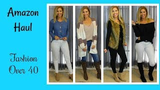 Baixar Amazon Haul Part 1 - Affordable Fall/Winter Fashion - Casual Outfit Ideas for Women Over 40