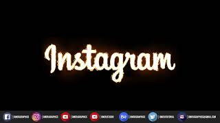 Instagram electric RGB | Instagram Motion Graphics | OMER J GRAPHICS | OMER J STUDIO