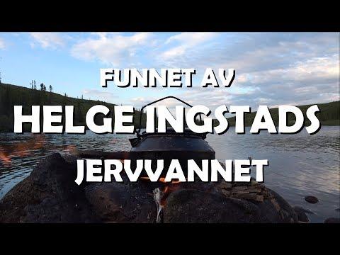 02 - Funnet av Helge Ingstads Jervvannet