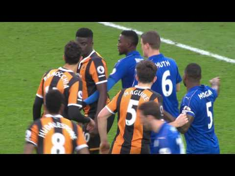 FT Leicester 3 - 1 Hull