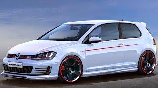 Oettinger Volkswagen Golf VII GTI 2014 Videos