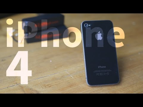 Owning an iPhone 4 in 2016 (4K)