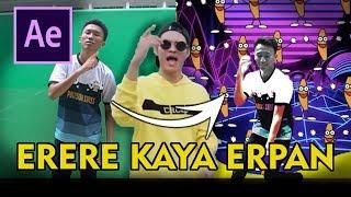 Cara bikin Intro ERERE kaya Erpan1140 | Tutorial After Effects #1