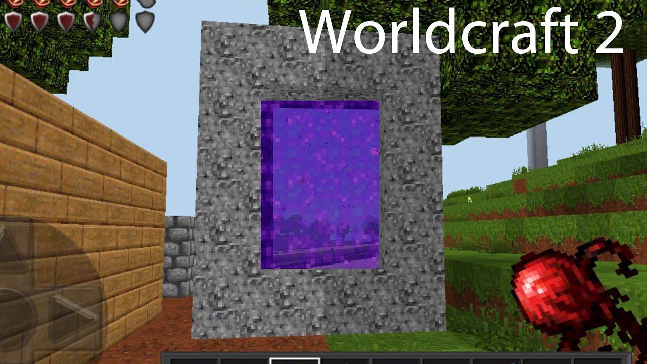 Portal Craft Minecraft