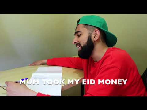 Types Of People On Eid Day - Part 1