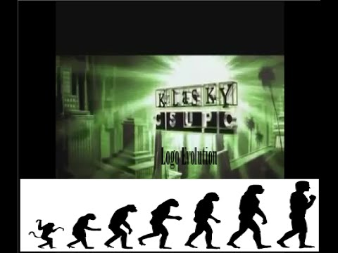 Logo Evolution: Klasky Csupo (1982-present)