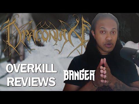 DRACONIAN Under A Godless Veil Album Review | Overkill Reviews