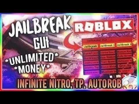 July 10 2020 Roblox Jailbreak Hack Script Ultimate Gui