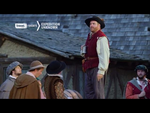 Tour Roanoke With Josh Gates | Expedition Unknown | Travel Channel Asia