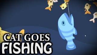 Trumble Life - Cat Goes Fishing