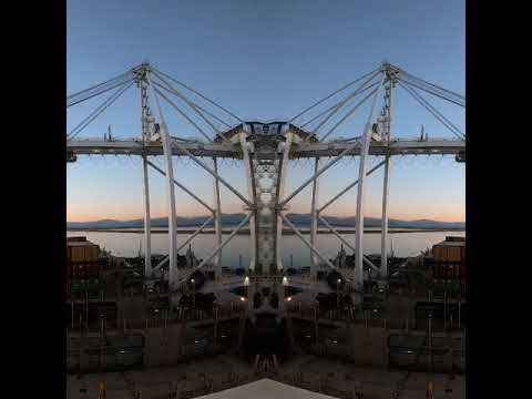 Vancouver 2019 by Container Vessel