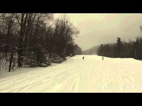 1st Time Snowboarding Mount Wachusett
