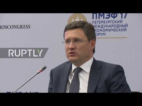 Russia: Novak reacts to U.S. leaving climate agreement