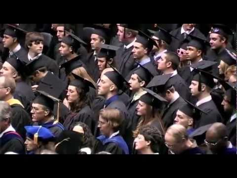 Springfield College Undergraduate Commencement 2011
