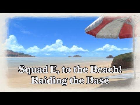 Valkyria Chronicles 4 - Extra Story: Squad E, to the Beach! – Raiding the Base (A Rank Aces Killed) |