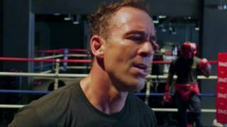 Sparring and Interview with Bryan Callen & Wayne McCullough