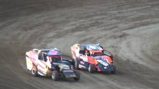 Independence Motor Speedway Indee Car Championship Feature