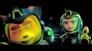 Ratchet & Clank The Movie - Ξινομούρα! - Cora Greek Fandub
