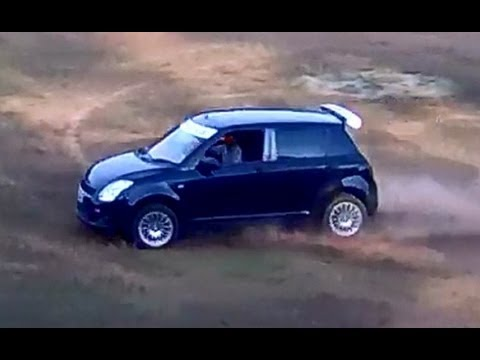 Maruti Suzuki Swift Drifting India Youtube