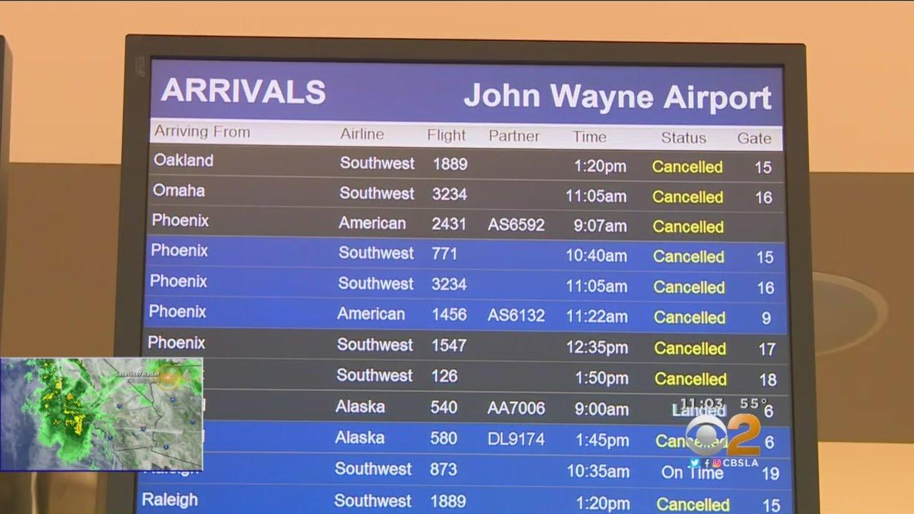 "LA airport braces for ""major disruption"" as terminal swap gets underway"