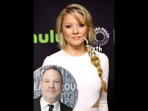 Empire's Kaitlin Doubleday Gets Honest About Why She Went Up To Harvey Weinstein's Hotel Room