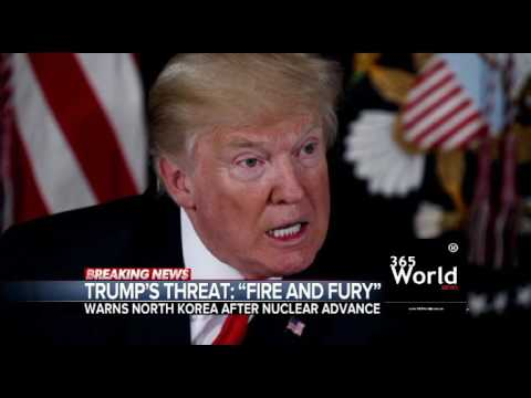 U S A  Warning    North Korea With Missile August 8th  | 365 World News