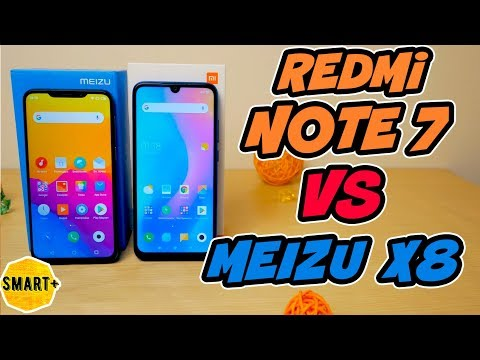 Redmi Note 7 или Meizu X8? Сильный соперник!