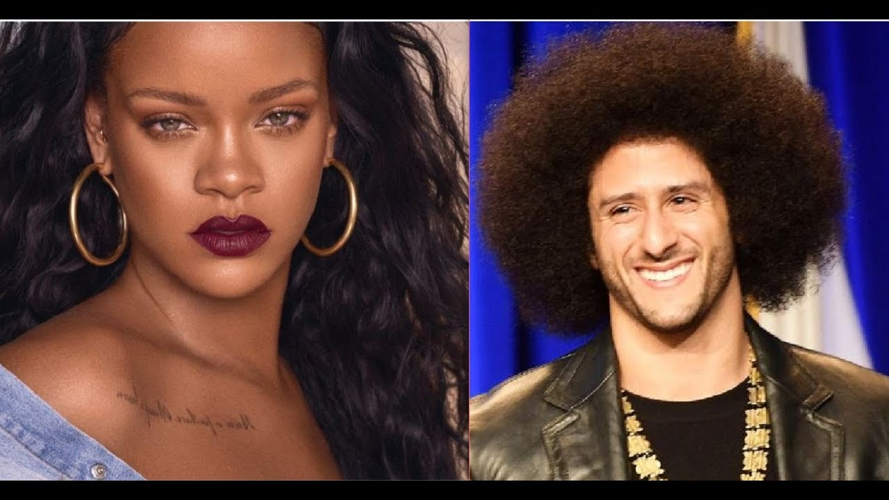 BREAKING!! RIHANNA TURNS DOWN THE SUPERBOWL, STANDS WITH KAEPERNICK YES!!