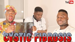 AFRICAN HOME: CYSTIC FIBROSIS