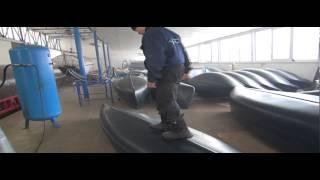 Прочность корпуса лодок Мефодий (полиэтилен)(, 2013-03-28T10:17:21.000Z)