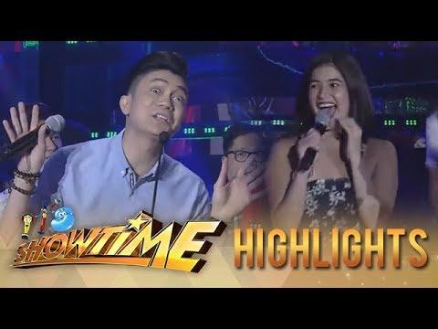 It's Showtime PUROKatatawanan: Anne answers Vhong's joke