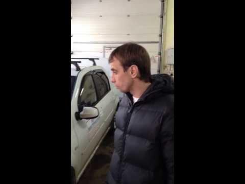 Установка ГБО Renault Logan - 49й автосервис