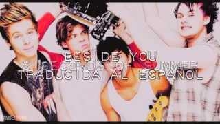Repeat youtube video Beside You ─ 5 Seconds Of Summer. ✿ Traducida al Español ✿