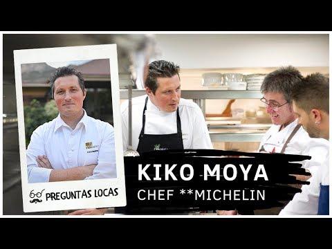 Estrellas Michelin. Preguntas Locas:  Kiko Moya.