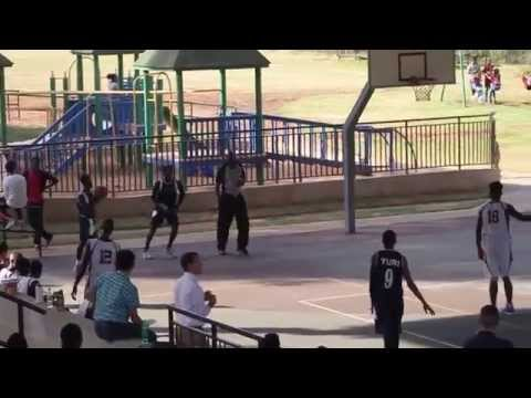 2015 Turi at West Nairobi School Basketball