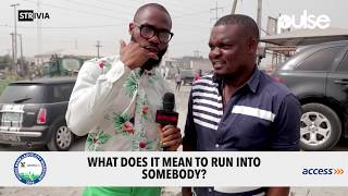 WOULD YOU RUN 40 KM  FOR $100, 000?  LAGOS CITY MARATHON | Pulse TV Strivia | Powered by Access Bank