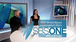 Sbs World News - 30 Second Promo (october 2014)
