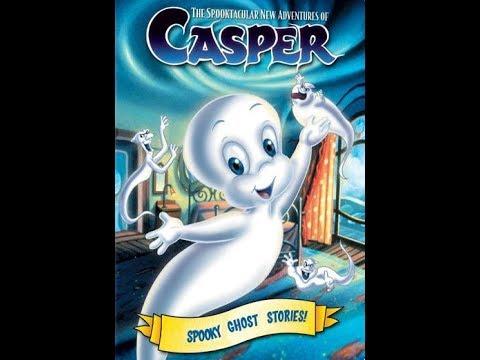 Каспер дружелюбное привидение мультфильм смотреть онлайн