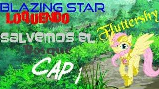 Blazing Star Loquendo: Un viaje al bosque