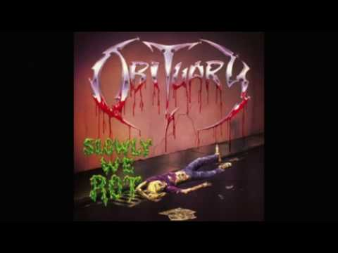 """obituary """"slowly we rot"""" full album 1989"""